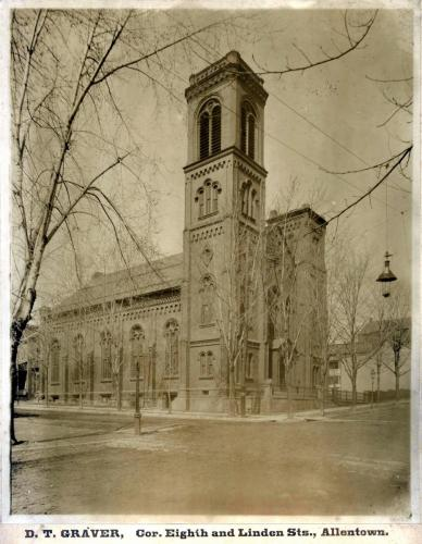 St Johns original photo circa 1890